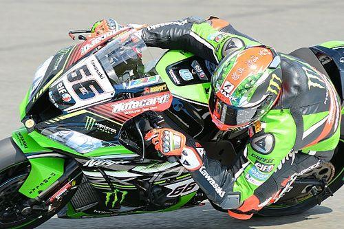 Сайкс одержал победу в первой гонке в Донингтон-Парке