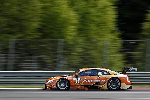Spielberg DTM: Green beats Felix da Costa to pole by 0.002s