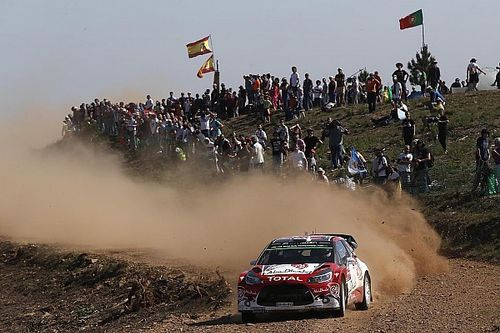 Portugal WRC: Meeke doubles his lead, Neuville hits trouble