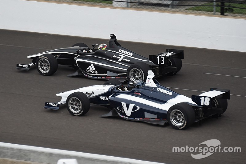 Juncos Racing to enter this year's Indy 500