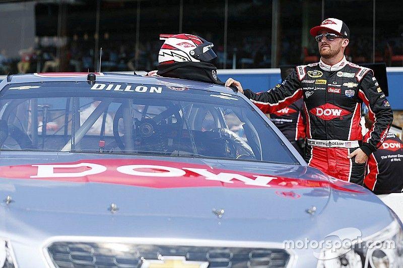 Austin Dillon leads final practice