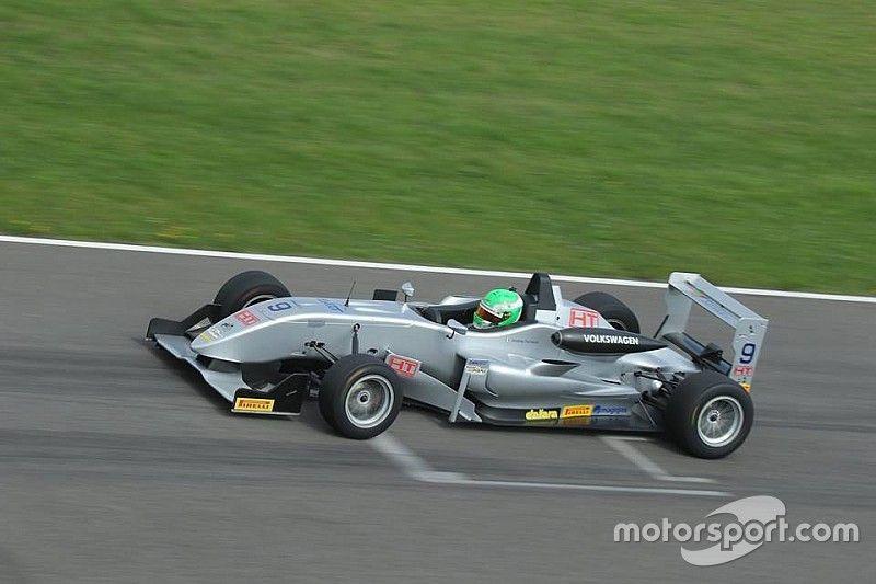 F2 Italian Trophy: terza pole per Andrea Fontana a Misano