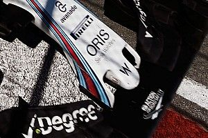 Bite-size tech: Williams FW38 front wing mounting pillars