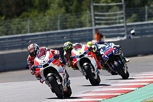 【MotoGP】ロッシ「今季もオーストリアで強力なのはドゥカティ勢」