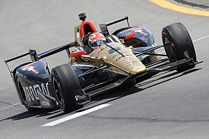 Hinchcliffe, Aleshin credit team with promising oval runs