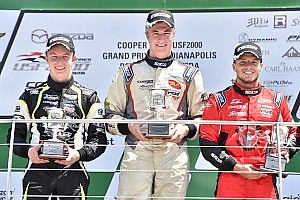Martin nails first USF2000 win