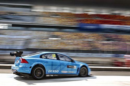 Shanghai WTCC: Ekblom keeps Volvo on top in FP2