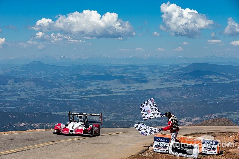 Le Mans winner Dumas conquers Pikes Peak hillclimb again