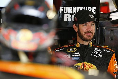 "Truex on his title hopes: ""No one said this was going to be easy"""