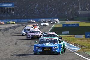 DTM Breaking news DTM begins testing for 2017 cars at Oschersleben