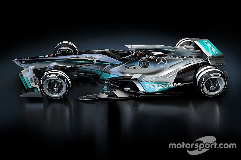 Gallery: Fantasy F1 2030 design concepts – the full grid