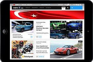 Motor1.com, Türkiye edisyonunu duyurdu