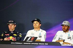 F1: Hamilton rebate Rosberg sobre Verstappen ser melhor piloto