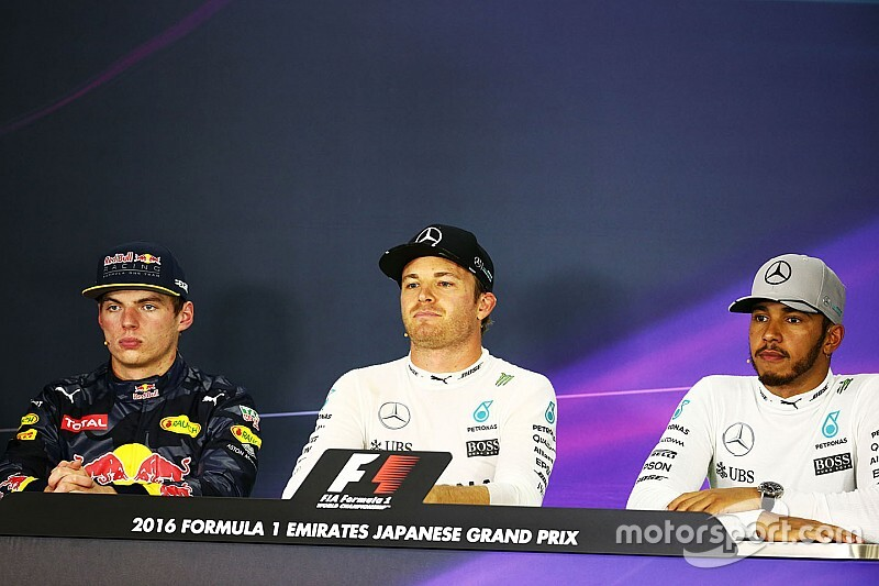 Fórmula 1: Rosberg diz que Verstappen é mais piloto que Hamilton