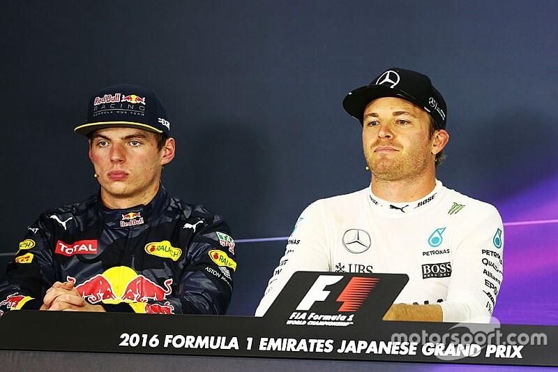 """Rosberg: """"Verstappen gebaat bij kort seizoen"""""""