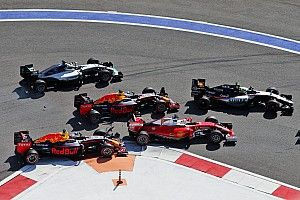 Ferrari rubbishes Kvyat's double hit excuses