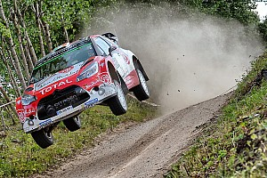 WRC Preview Kris Meeke, Craig Breen and Khalid Al Qassimi gear up for high-speed Rally Finland