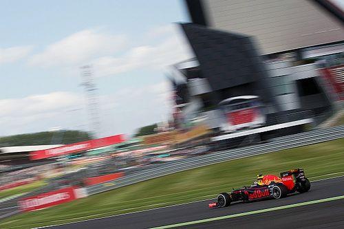Full line-up: Silverstone Formula 1 test