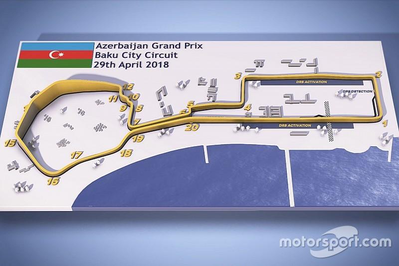 Azerbaijan Grand Prix Baku F1 Circuit Guide