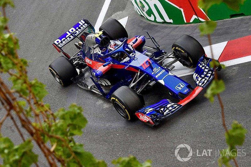 Gasly exculpa a Honda de los problemas de Toro Rosso