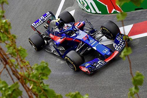 «У нас нет темпа». Скорость Toro Rosso оставила Гасли в недоумении