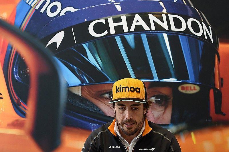 """الفورمولا إي ستكون """"مسرورة"""" بمشاركة ألونسو ضمن منافساتها"""