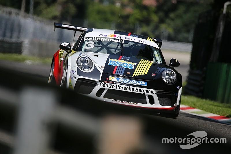 """Carrera Cup Italia, Monza: il muro dell'1'50"""" non è un miraggio (malgrado il caldo)"""