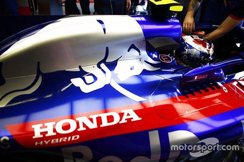 """Gasly attend des """"réponses"""" sur l'évolution moteur Honda"""