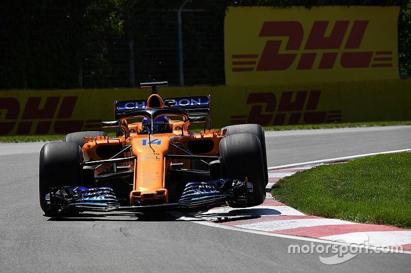 Alonso perplexe face à sa perte de vitesse