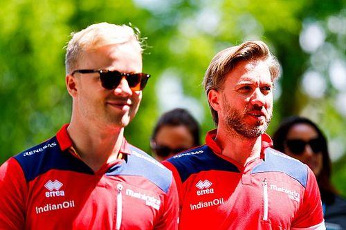 """Heidfeld sur Rosenqvist : """"C'est la première fois"""" que je suis dominé ainsi"""
