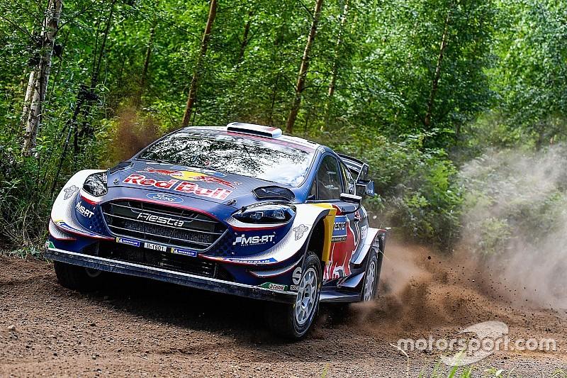 Les horaires de toutes les spéciales du Rallye de Finlande