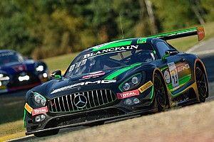 La Mercedes dello Strakka Racing chiude in vetta le pre-qualifiche di Barcellona