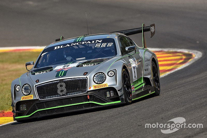 Derani completes Bentley's expanded Spa 24 Hours line-up