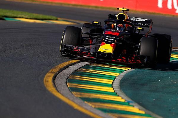Fórmula 1 Últimas notícias Verstappen diz que um erro lhe custou lugar na primeira fila