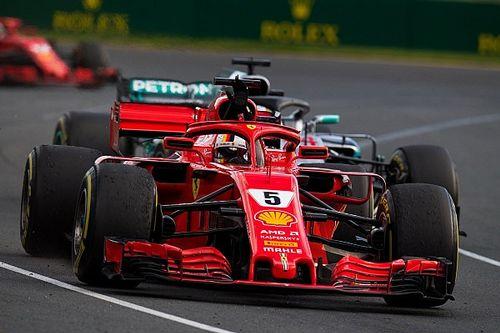 Kiderült, Vettel pontosan hogyan került Hamilton elé Ausztráliában