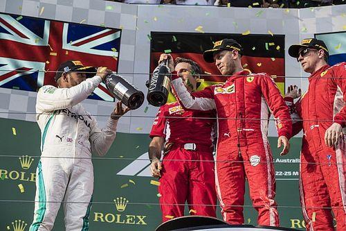 İtalyan basınından Ferrari'ye övgü