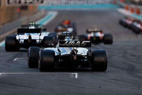 Formel 1 2017 in Abu Dhabi: Rennergebnis