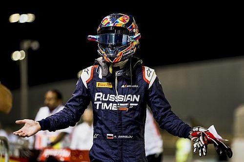 Маркелов стал вице-чемпионом Ф2 после дисквалификации Роуленда