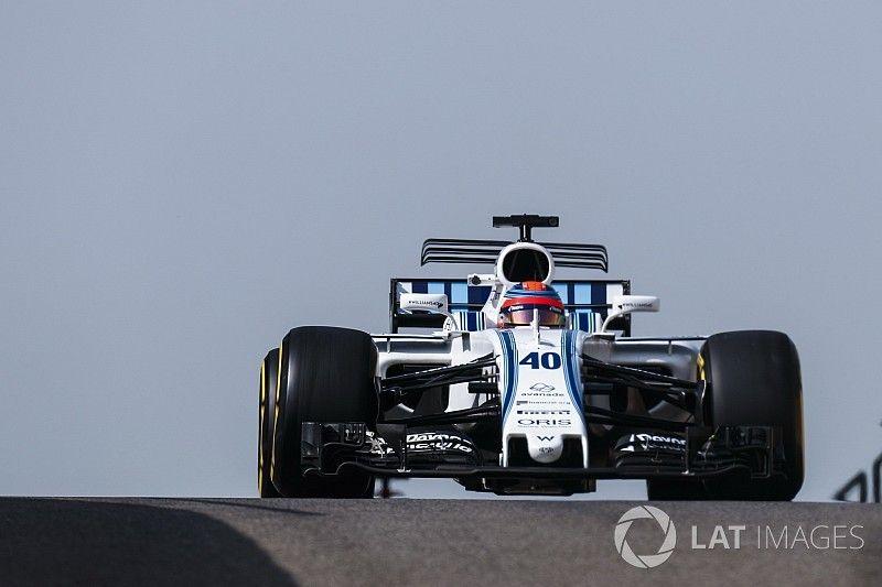 Кубица за полдня тестов проехал дистанцию Гран При
