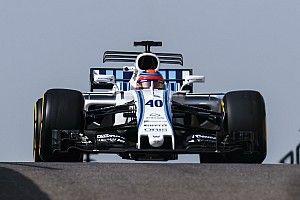 Test Abu Dhabi: ecco Kubica al debutto sulla Williams FW40