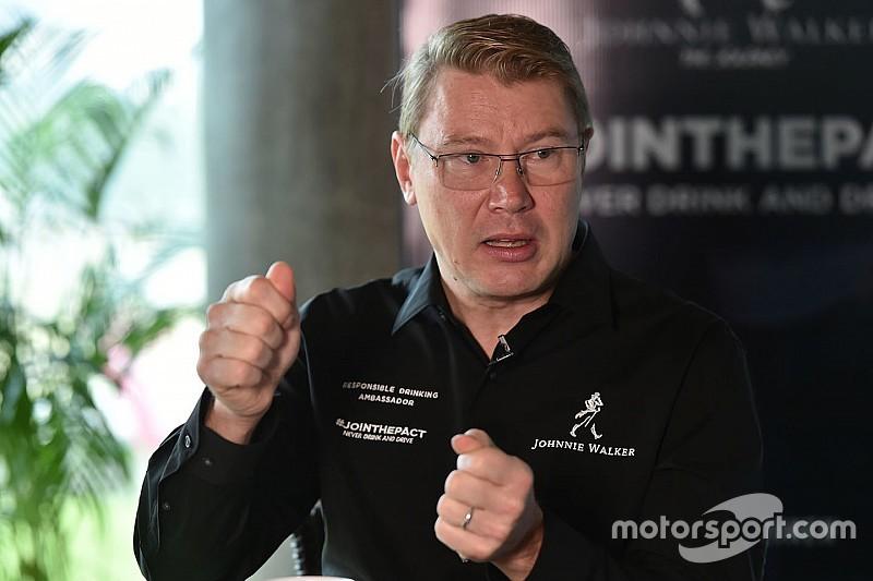 """Mika Häkkinens Wunsch an die Formel 1: """"Jederzeit Vollgas!"""""""