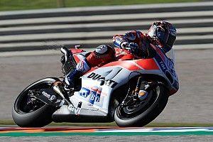 Dovizioso le moins rapide des Ducati officielles en qualifications