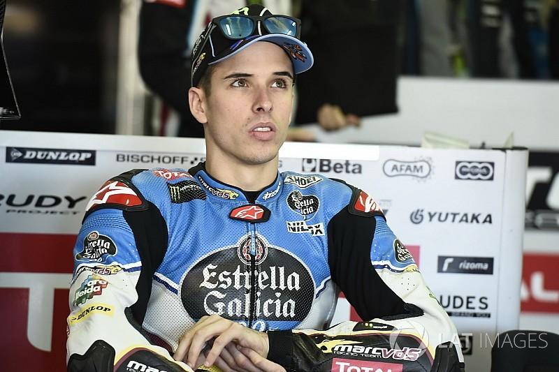 Alex Marquez handed MotoGP test with Marc VDS