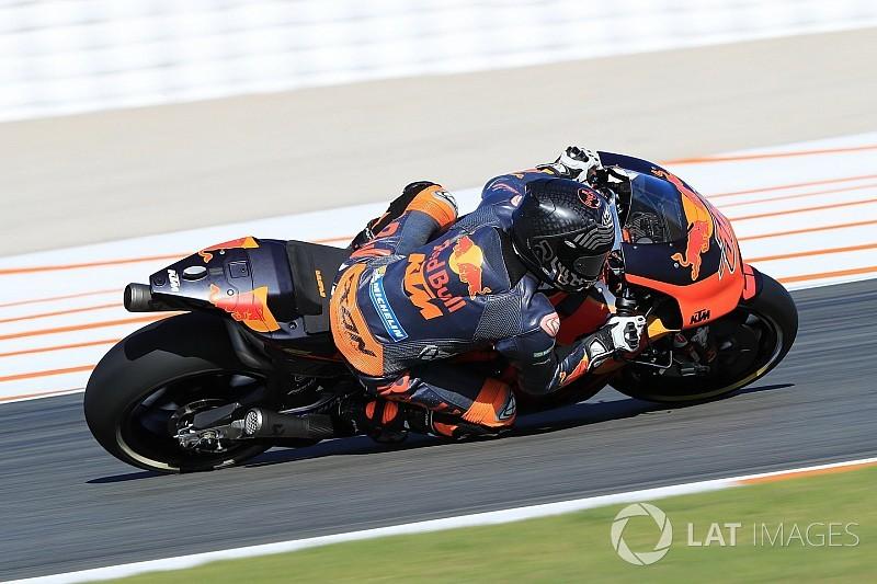 """Kallio: """"Foi uma decepção não ser piloto titular da KTM"""""""