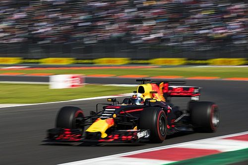 Mexican GP: Ricciardo pips Hamilton, Verstappen in FP2