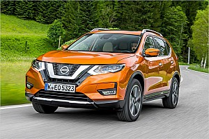 Automotive News Nissan X-Trail Facelift 2018 im Test