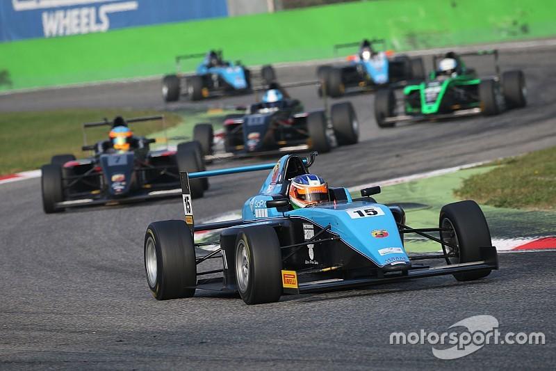 Ecco il calendario 2018 dell'Italian F.4 Championship powered by Abarth