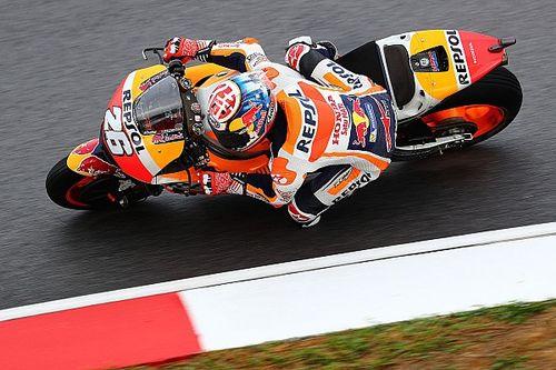 Педроса выиграл квалификацию в Малайзии, Маркес седьмой