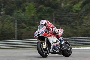 EL1 - Dovizioso répond aux attentes, Márquez cinquième