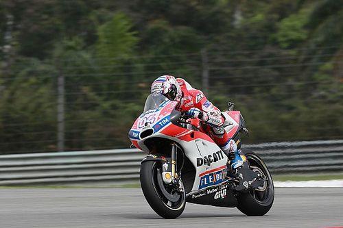 """Dovizioso: Bugünki hıza ulaşmak """"oldukça kolaydı"""""""